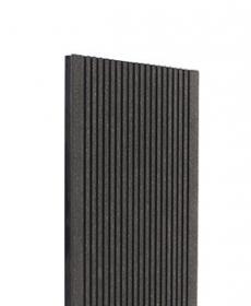 Террасная доска дпк полнотелая TERRADECK ECO 2.0 (Россия) цвет черный